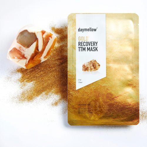 ttm gold mask