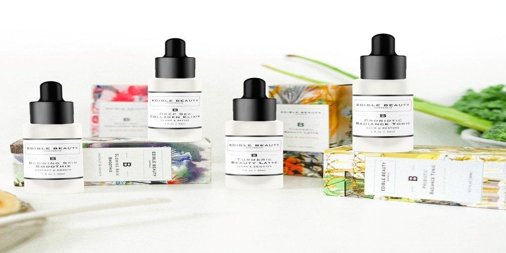 edible beauty serums