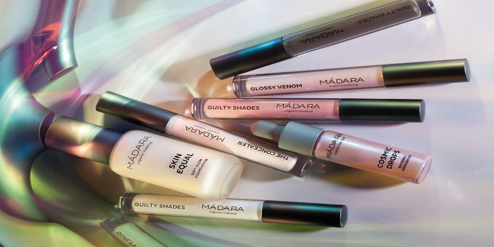 madara makeup products
