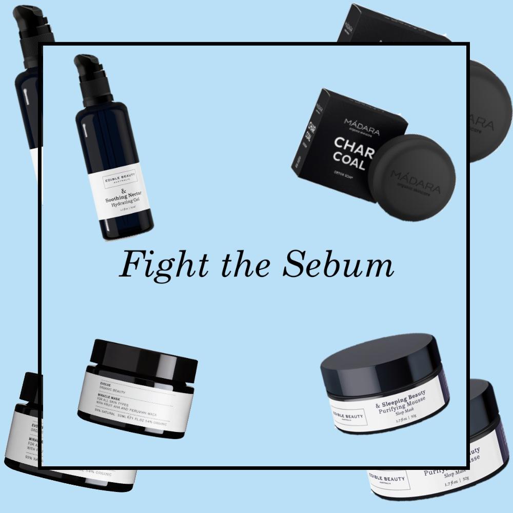 oily skin set premium