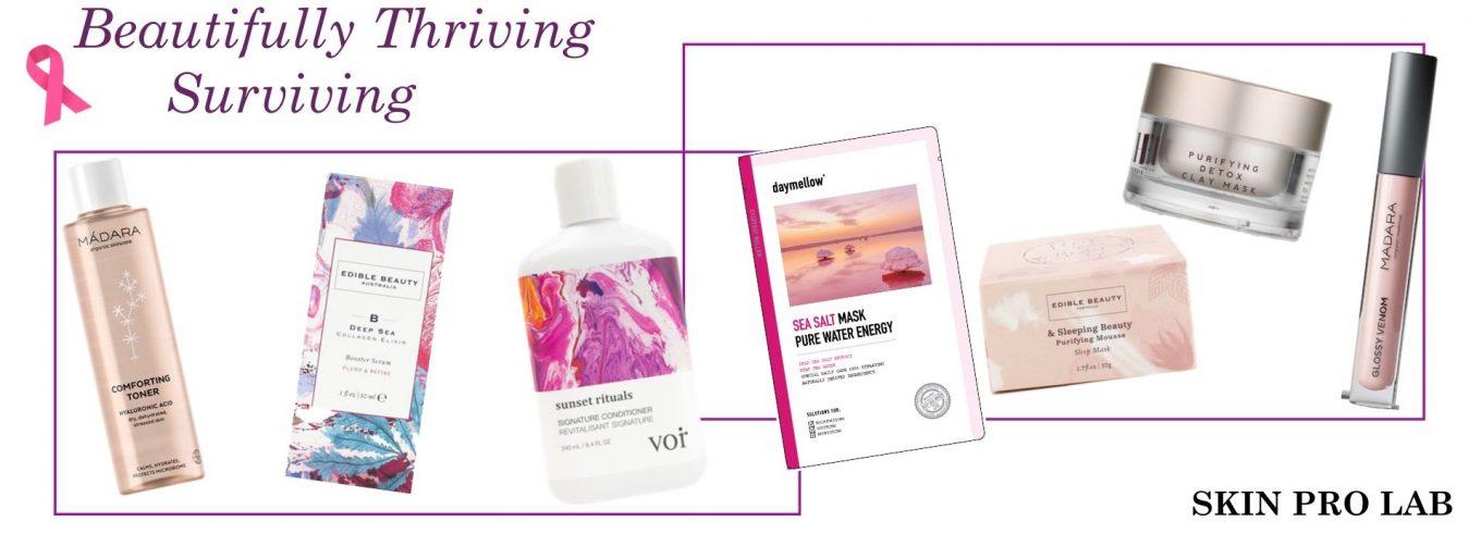 skincare pink